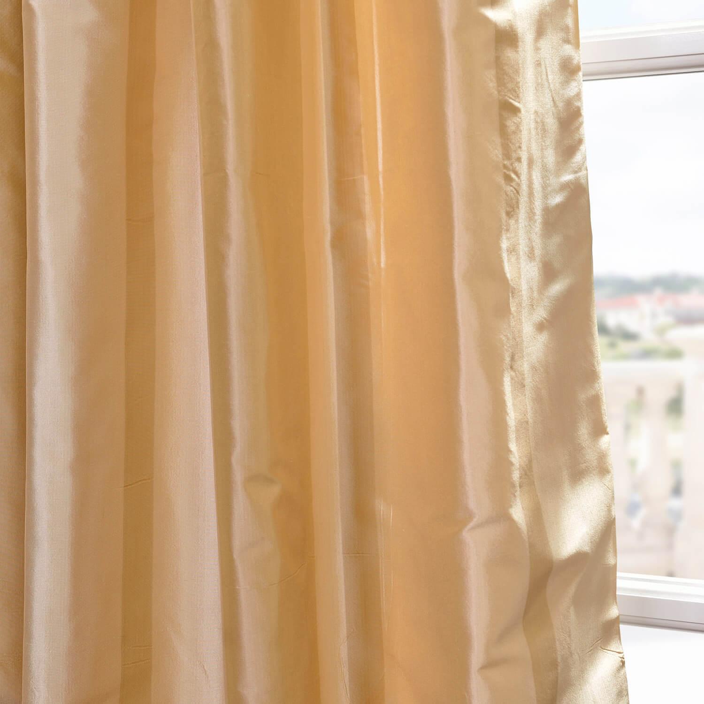 Cyprus Silk Taffeta Stripe Fabric