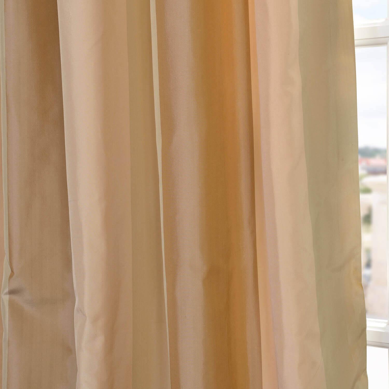 Tulare Silk Taffeta Stripe Fabric