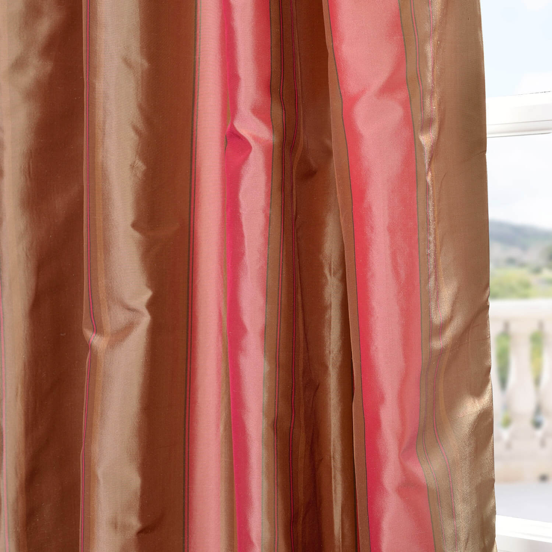 Hawthorne Silk Stripe Fabric