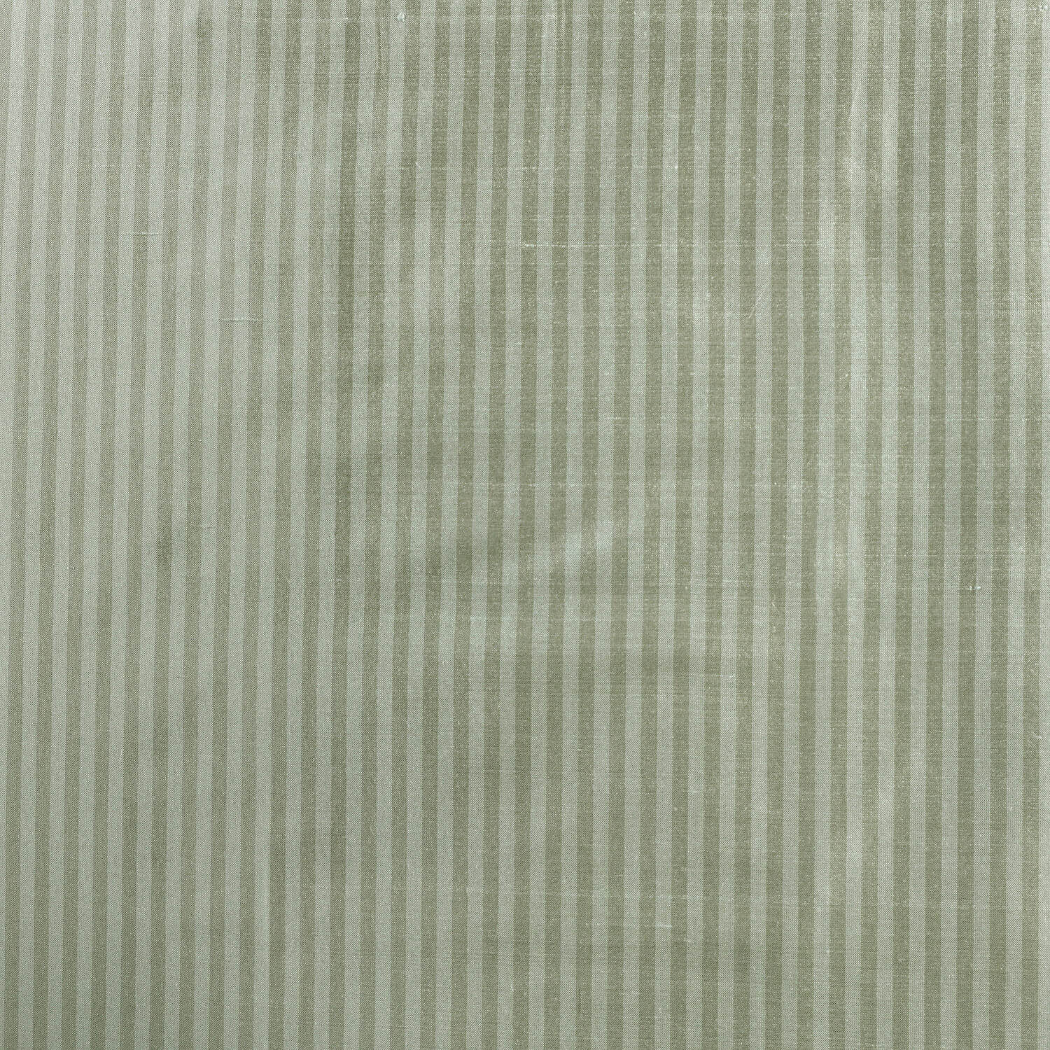 Cambridge Silver Aqua Silk Stripe Swatch