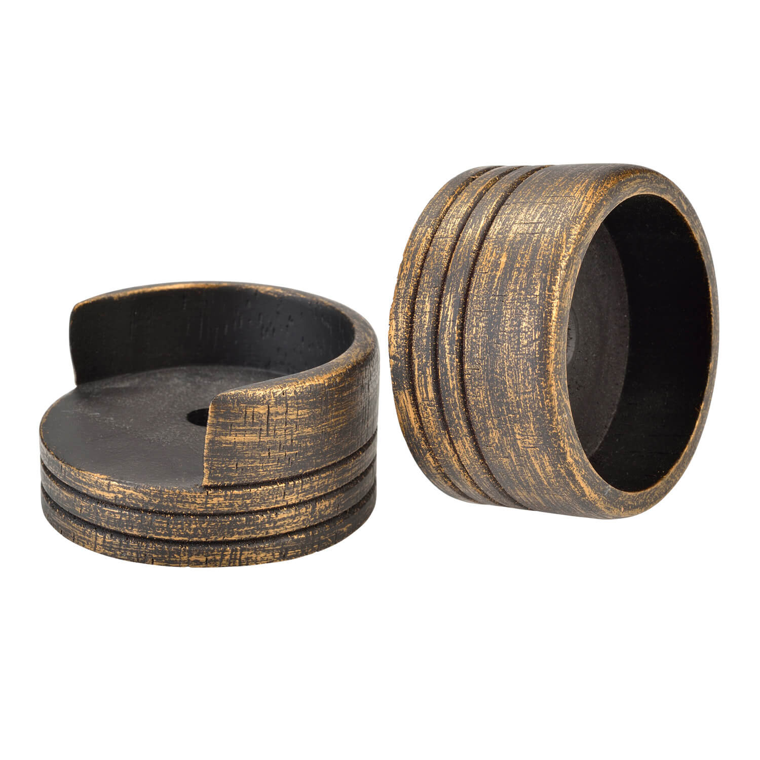 End Caps (Sold As Pair)