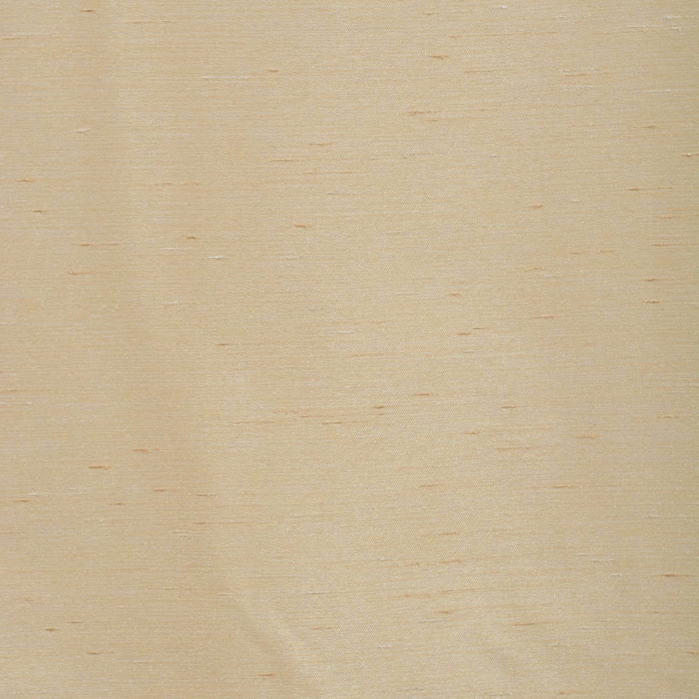 Winter Ivory Yarn Dyed Faux Dupioni Silk Swatch