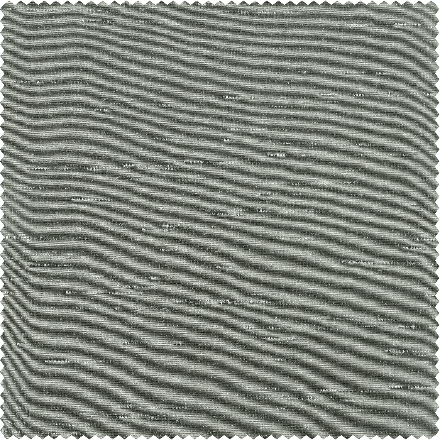 Silver Faux Textured Dupioni Silk Swatch