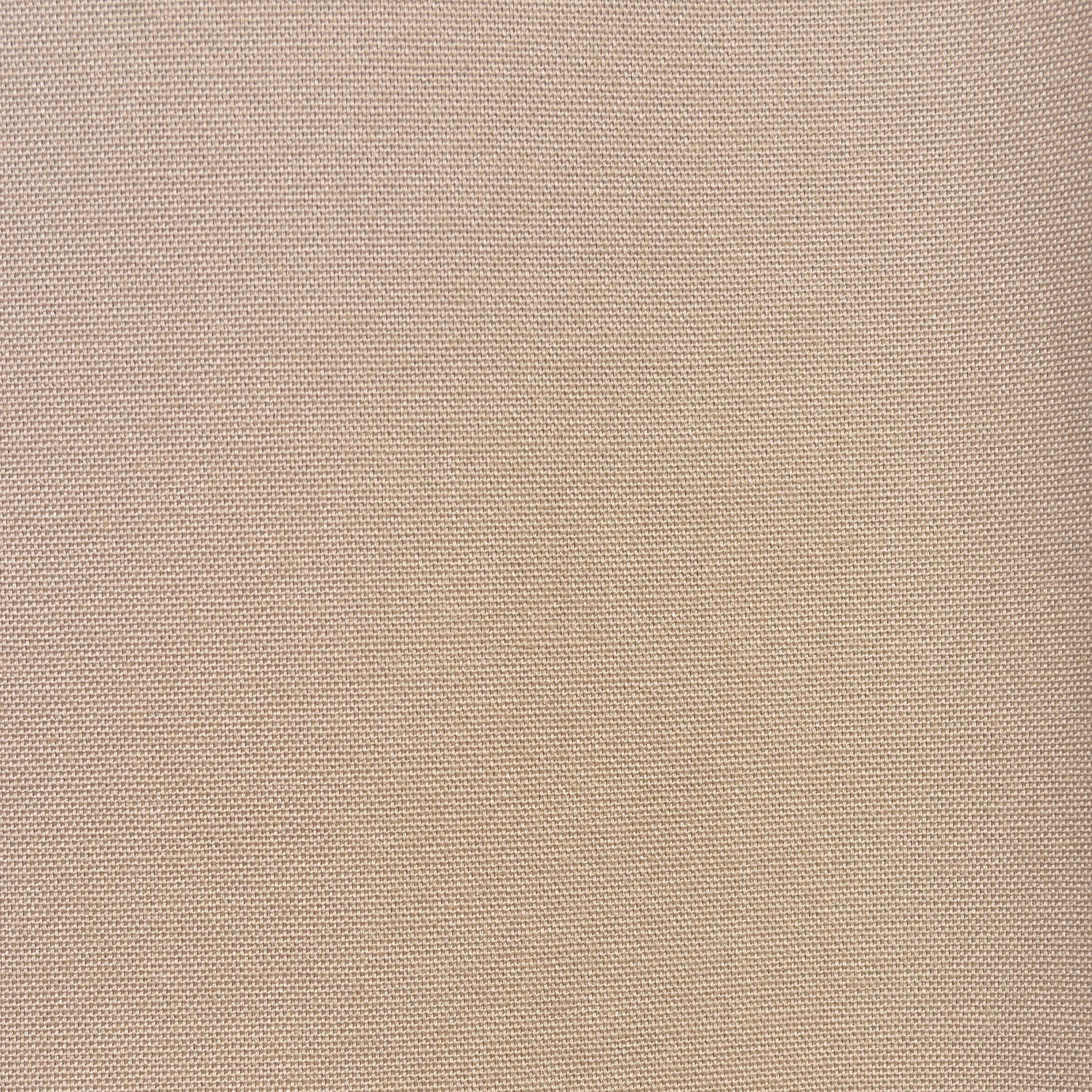 Rugged Tan Solid Cotton Swatch