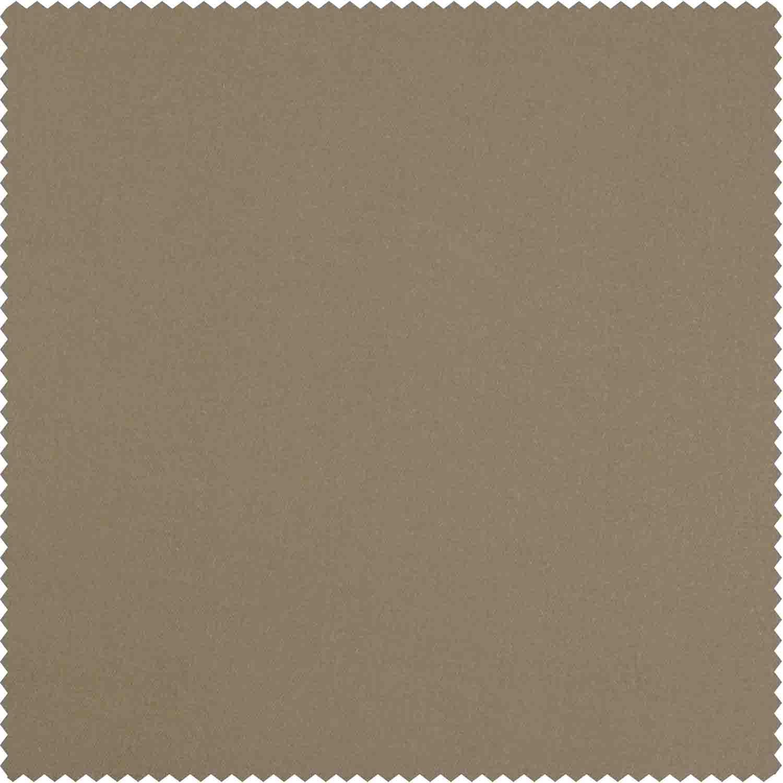 Sandstone Solid Cotton Swatch