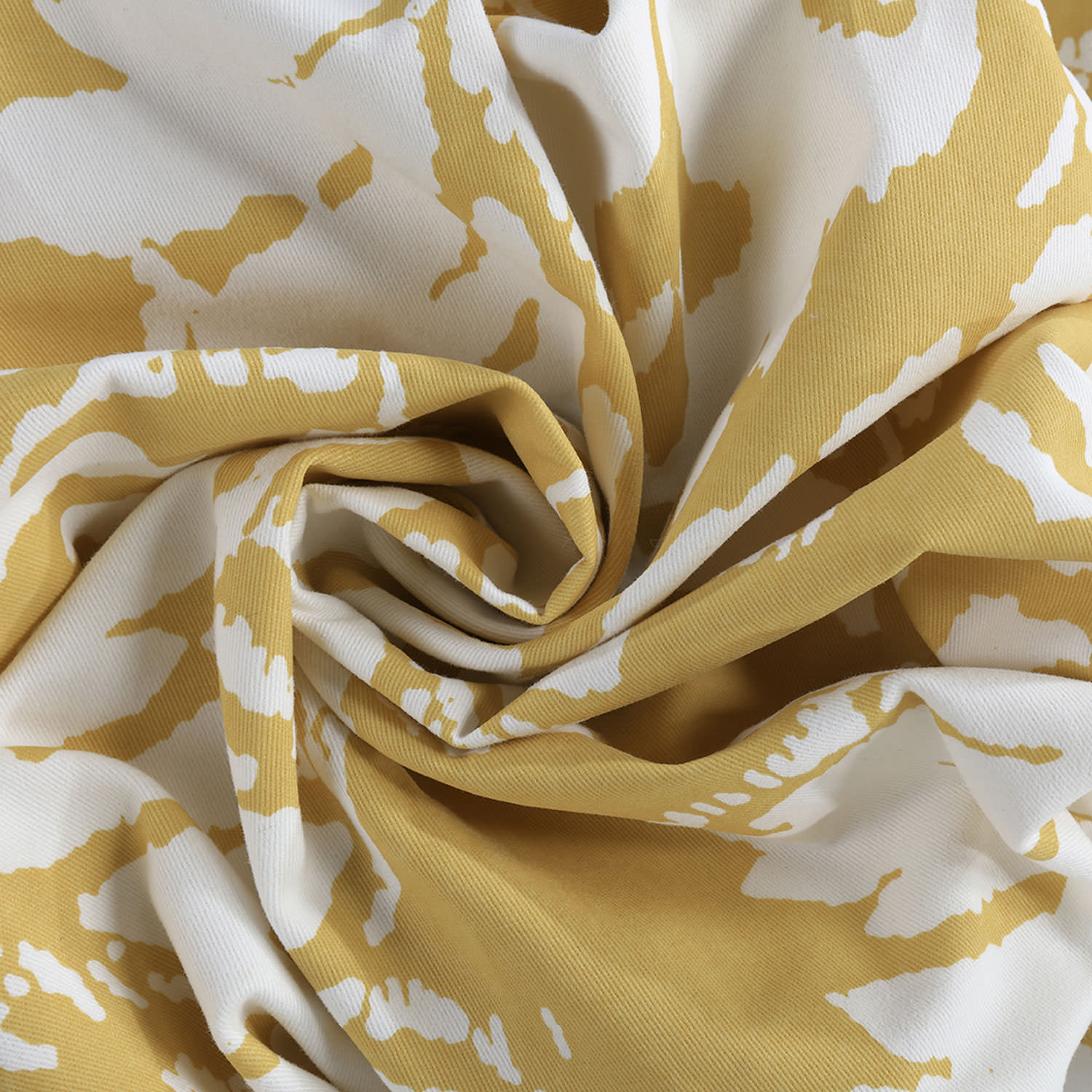 Lacuna Sun Printed Cotton Twill Fabric