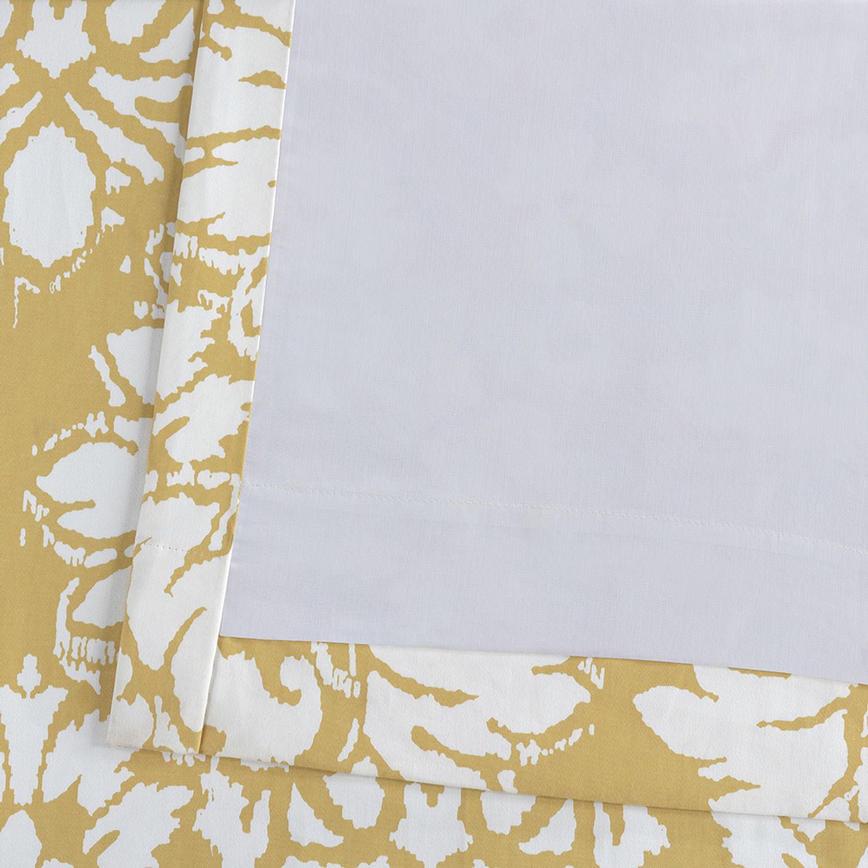 Lacuna Sun Printed Cotton Twill Curtain