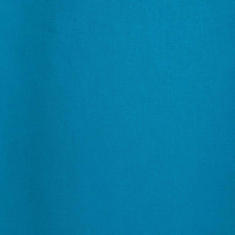 Capri Teal Cotton Twill Fabric