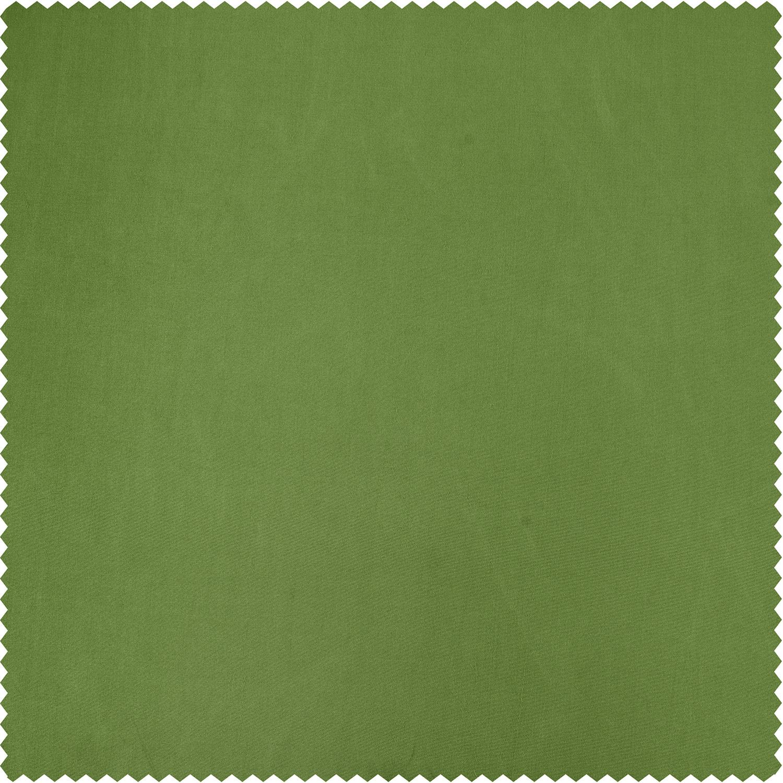 Fern Faux Silk Taffeta Fabric