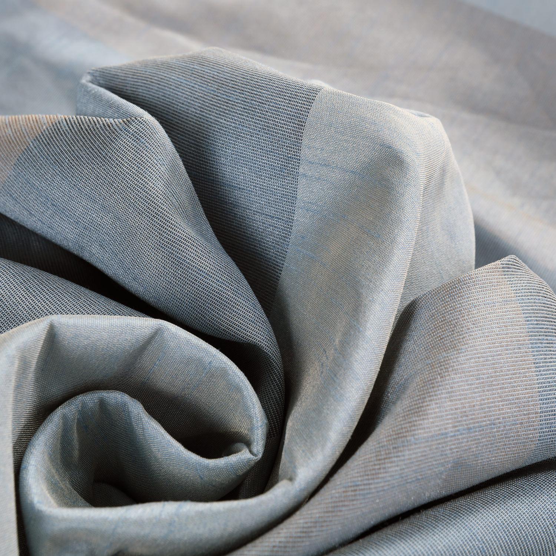 Eaton Luxury Faux Silk Stripe Swatch