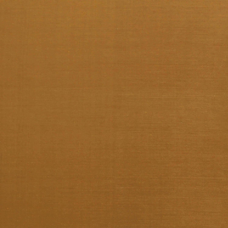 Brown Gold Thai Silk Fabric