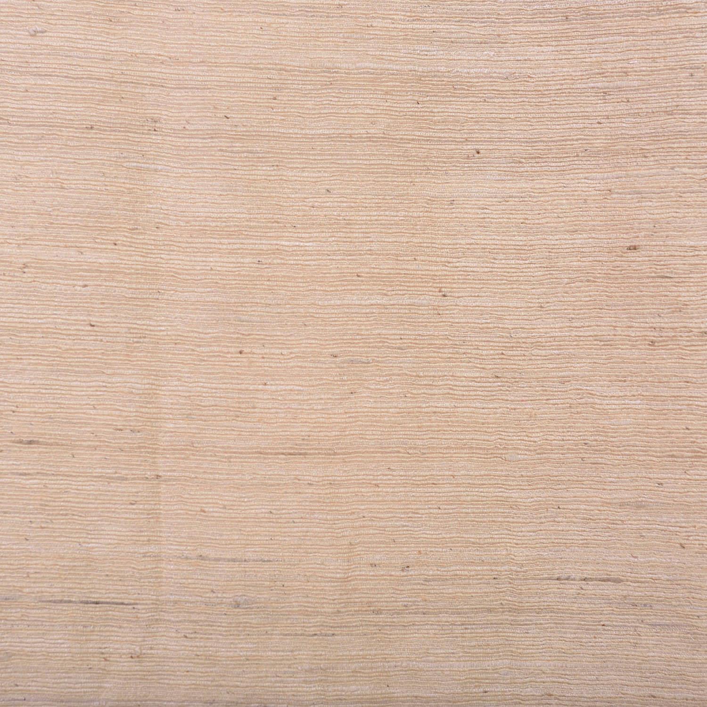 Cancun Sand Raw Silk Curtain