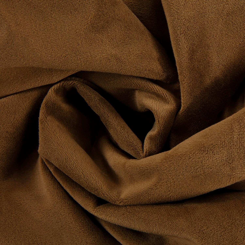 Signature Sable Velvet Fabric