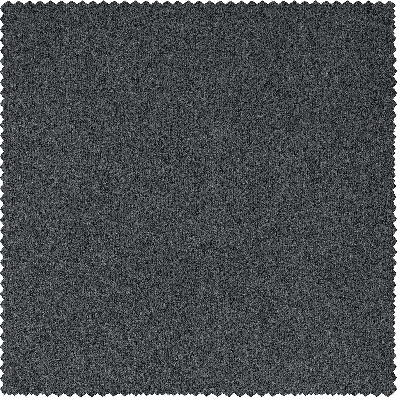 Signature Natural Grey Blackout Velvet Swatch