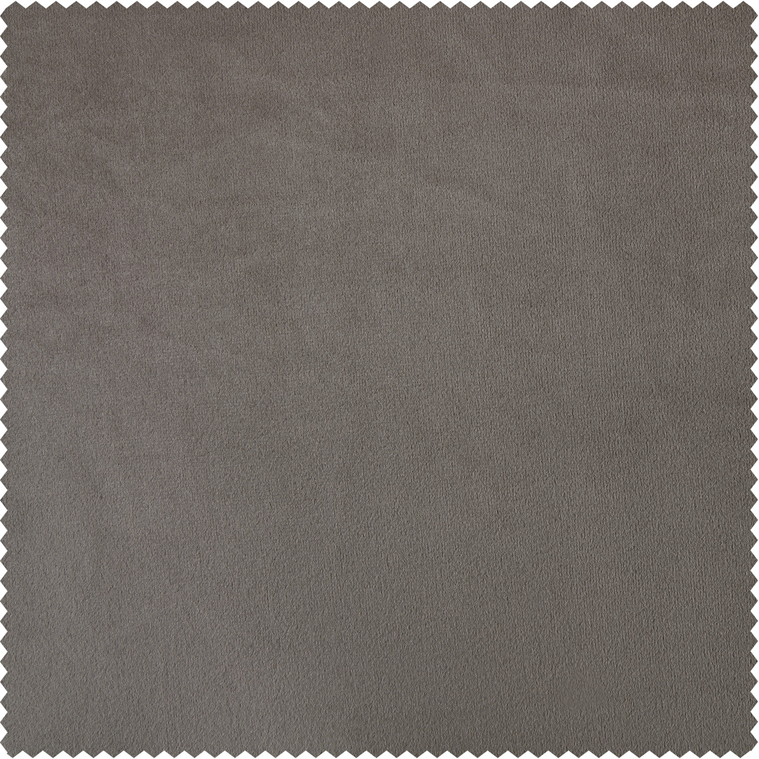 Gallery Taupe Plush Velvet Swatch