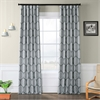 Meridian Grey Blackout Curtain
