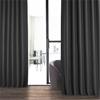 Smoked Truffle Bellino Blackout Curtain