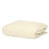 Cotton Spandex Jersey Ivory Fitted Sheet With Antibacterial Treatment