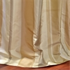 Belmont Silk Taffeta Stripe Curtain
