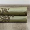 Ellaria Mantis Green Faux Silk Jacquard Fabric
