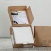 Microfiber Interlock White Fitted Sheet