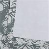 Lacuna Grey Printed Cotton Twill Curtain