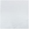 White Faux Silk Taffeta Fabric