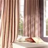 Milton Luxury Faux Silk Stripe Curtain