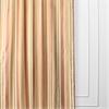 Oakmere Luxury Faux Silk Stripe Curtain