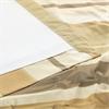 Norfolk Luxury Faux Silk Stripe Curtain