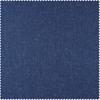 Blue Lapis Faux Linen Sheer Swatch