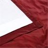 Bold Red Thai Silk Fabric