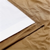 Taupe Gold Thai Silk Fabric