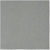 Signature Silver Grey Grommet Blackout Velvet Curtain