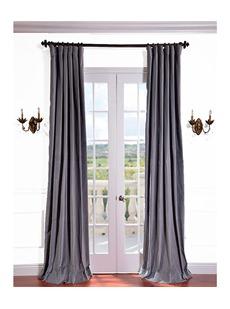 Shop All Velvet Curtains