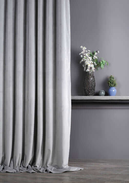 Blackout Velvet Curtains