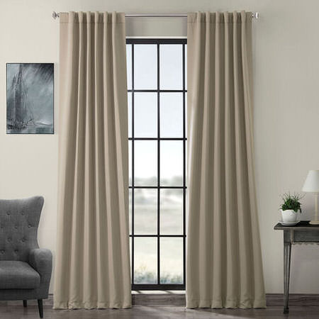 Classic Taupe Blackout Curtain