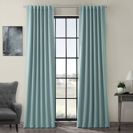 Juniper Berry Green Blackout Curtain