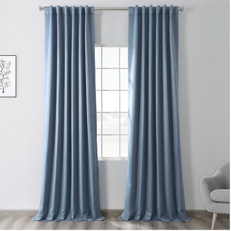 Poseidon Blue Blackout Curtain