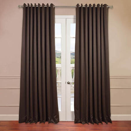 Java Grommet Doublewide Blackout Curtain