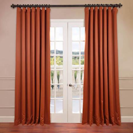 Blaze Doublewide Blackout Curtain