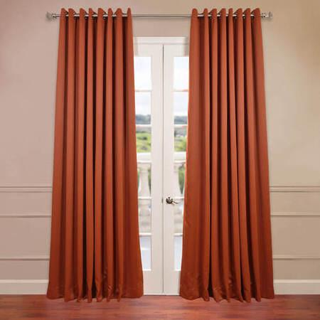 Blaze Grommet Doublewide Blackout Curtain