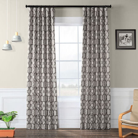 Imperial Fossil Beige Blackout Curtain