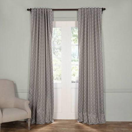 Cobblestone Taupe Blackout Curtain