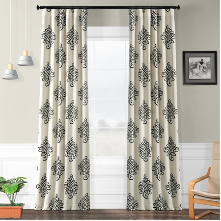 Tugra Blackout Curtain