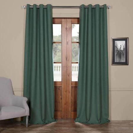 Jadite Bellino Grommet Blackout Curtain
