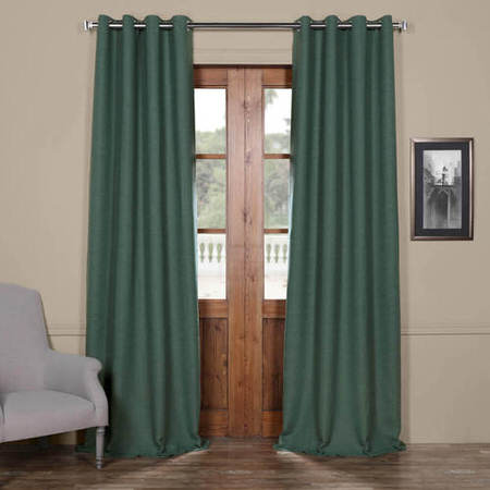 Jadite Bellino Grommet Blackout Curtain