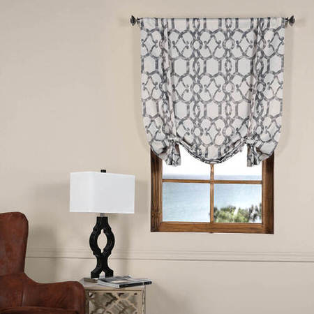 Imperial Fossil Beige Blackout Tie-Up Window Shade