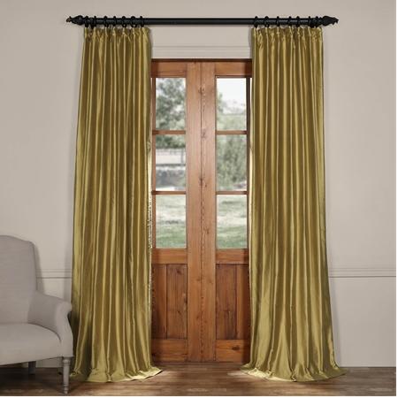 Collectors Gild Cotton Silk Curtain