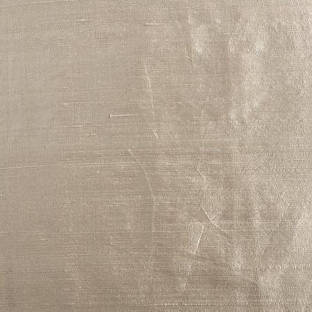 Biscuit Beige Textured Dupioni Silk Swatch